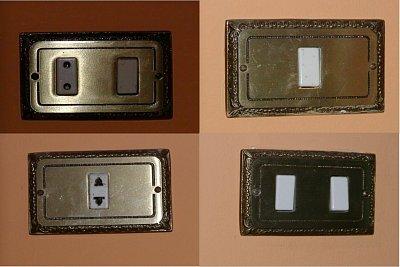 Egyptské zásuvky - Jakou mají v Egyptě elektroinstalaci