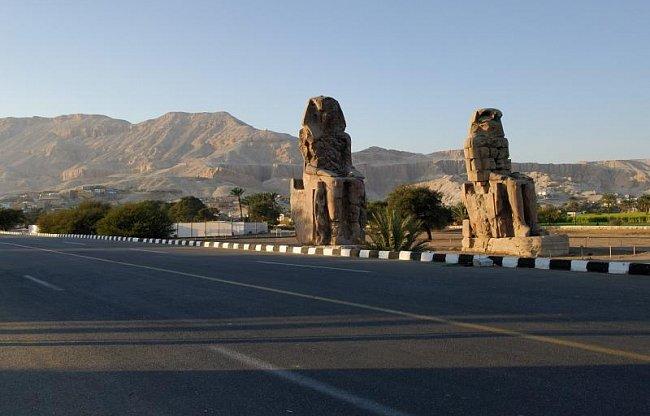 Luxor a Kahira bez cestovky II.