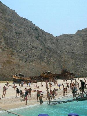 pláž Navaggio - Odporúčam každému.... (nahrál: Clea999)