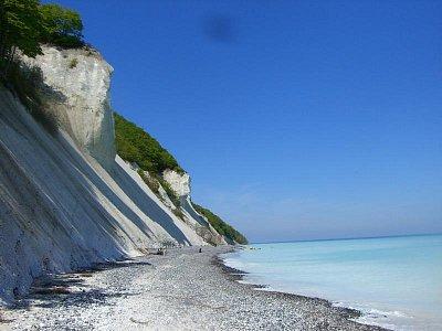 pláž na Mon (nahrál: admin)