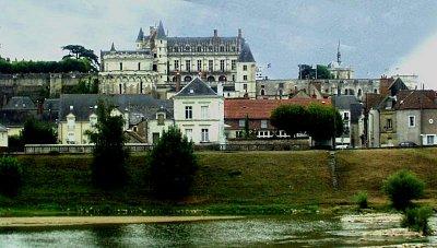 zámek v Amboise (nahrál: admin)
