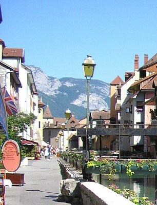 uličky Annecy (nahrál: admin)