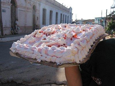Kubánský dort ke dni učitelů (nahrál: admin)