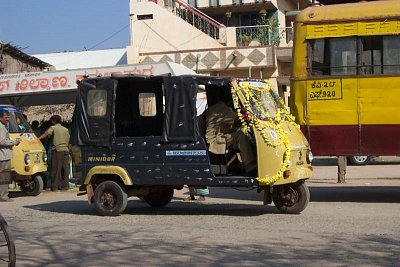 Indický dopravní prostředek (nahrál: admin)