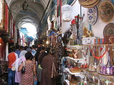 Medina - Tunis (nahrál: dagbul)