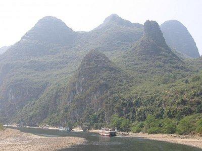 Plavba po řece Li 4 (nahrál: admin)