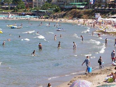 Sozopol - pláž (nahrál: pome)