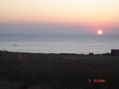 Západ slunce (nahrál: pome)