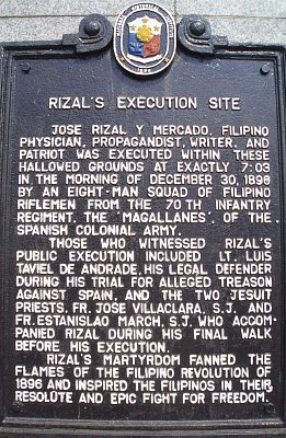 Rizalova poprava (nahrál: admin)