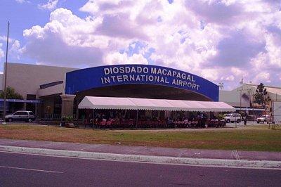 letiště Diosdado Macapagal (nahrál: admin)