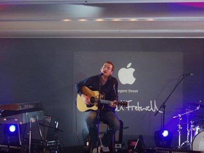 Koncert na Regent Street (nahrál: admin)