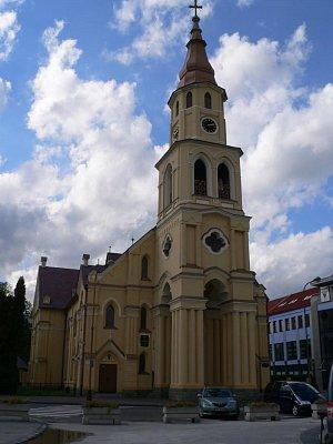 Evangelický kostel sv. Trojice (nahrál: admin)