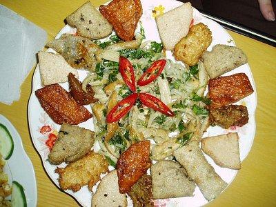 Vietnamské jídlo (nahrál: admin)