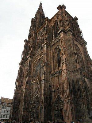 Strasbourská katedrála (nahrál: Magdalena Hudranová)