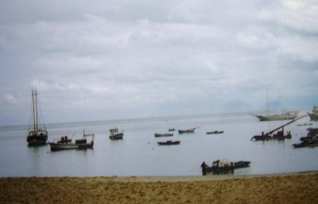 Brazílie - Fortaleza 2004 - den osmý