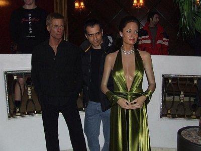 Brad Pitt a Angelina Joliye (nahrál: Jechort)