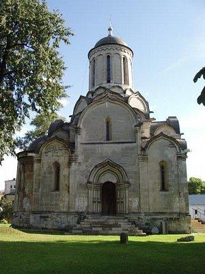 v areálu Andonikova kláštera (nahrál: Kamil Hainc)