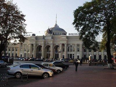 nádražní budova (nahrál: Kamil Hainc)
