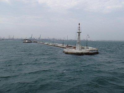 u mořského přístavu  (nahrál: Kamil Hainc)