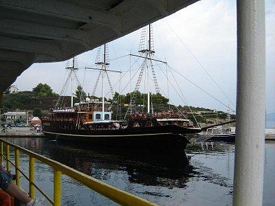 výletní loď (nahrál: Aranka)