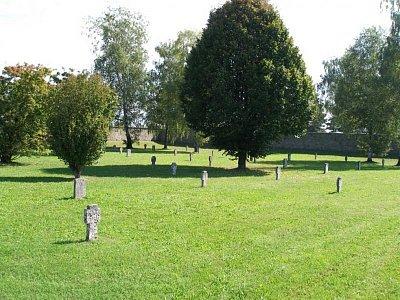 Mauthausen - symbolický hřbitov (nahrál: Seklem)