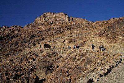 Cesta z vrcholu zpět (nahrál: Canoppy)