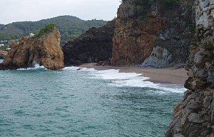 Pobřeží Costa Brava