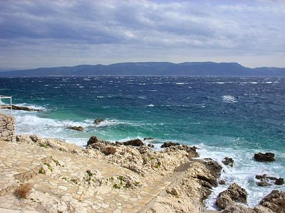 Rabac-pláže (nahrál: mirina)
