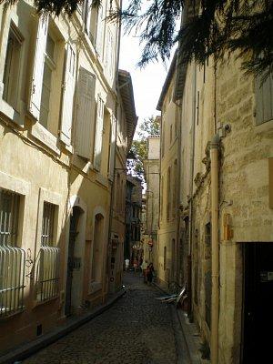 Avignonská ulička (nahrál: Vlaďka)