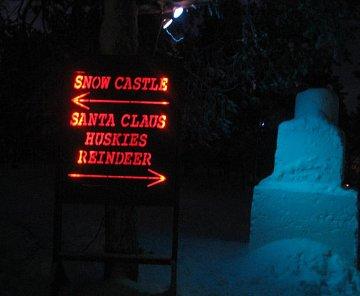 Tady je Santa Clausovo!