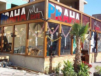 Praha cafe - New look (nahrál: BaR)