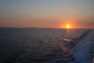 Z trajektu na korfu (nahrál: Kateřina Kosňovská)