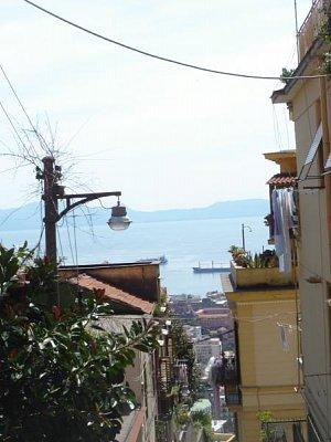 Neapol - Trhy a staré uličky