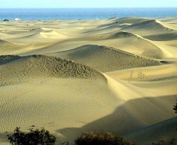 Duny v Maspalomas