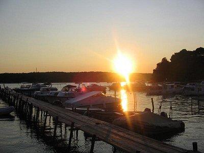 Západ slunce (nahrál: Lenka)