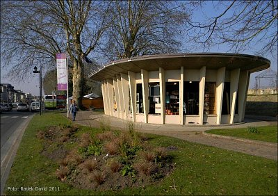 Amboise - Informační centrum (nahrál: Radek David)