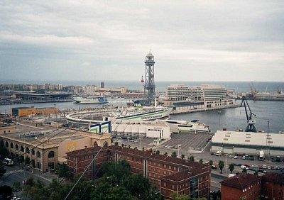 Barcelona-přístav (nahrál: Dorothea)