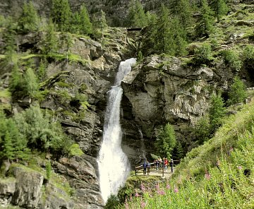 Italie, Val d´Aosta - Val di Cogne