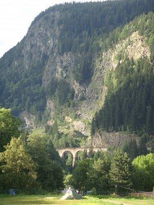 Francie/Itálie - Mont Blanc a Gran Paradiso