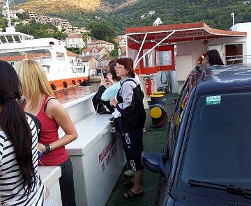 Černá Hora Ulcinj