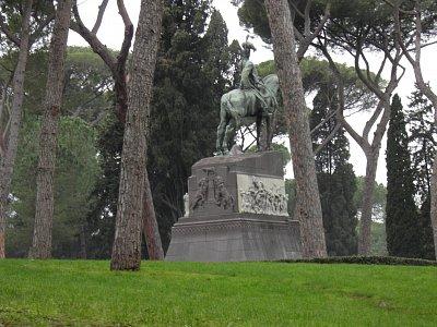 Parco Villa Borghese (nahrál: Luboš Ott)