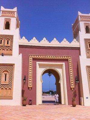 Maroko - Saidia 2012