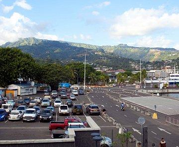 Francouzská Polynésie-Moorea