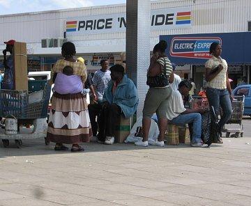 Jihoafrická republika 2007