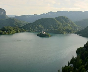 Slovinsko 2012 - Bled