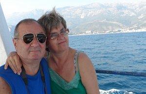 Černá Hora,Budva,17.8.-26.8.2012,část 2